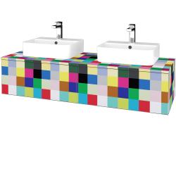 Dreja - Kúpeľňová skrinka MODULE SZZ12 140 - IND Individual / IND Individual (303181)