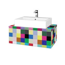Dreja - Kúpeľňová skrinka MODULE SZZ1 80 - IND Individual / IND Individual (311636)