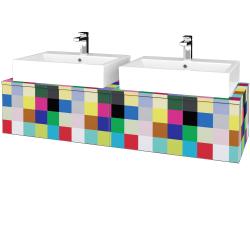 Dreja - Kúpeľňová skrinka MODULE SZZ12 140 - IND Individual / IND Individual (317270)