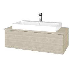 Dreja - Kúpeľňová skrinka MODULE SZZ1 100 - D04 Dub / D04 Dub (334673)