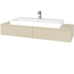 Dreja - Kúpeľňová skrinka MODULE SZZ2 140 - D02 Bříza / D02 Bříza (337131)