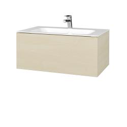 Dreja - Kúpeľňová skriňa VARIANTE SZZ 80 - D02 Bříza / D02 Bříza (268053)