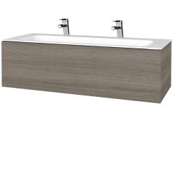 Dreja - Kúpeľňová skriňa VARIANTE SZZ 120 - D03 Cafe / D03 Cafe (269944U)