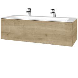 Dreja - Kúpeľňová skriňa VARIANTE SZZ 120 - D09 Arlington / D09 Arlington (269999U)
