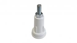 LaVilla nožička sprchové vaničky M10 80-100mm 1ks (objednat počet podle typu vaničky) LA2219000000 (LA2219000000)