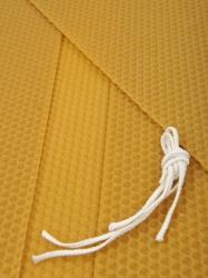 KOUPELNYMOST - Sada na výrobu sviečok z plátov včelieho vosku-026 (VOSK-0026), fotografie 2/3