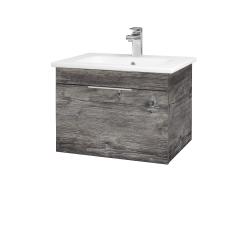 Dreja - Kúpeľňová skriňa ASTON SZZ 60 - D10 Borovice Jackson / Úchytka T05 / D10 Borovice Jackson (108663F)