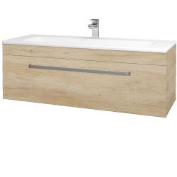 Dreja - Kúpeľňová skriňa ASTON SZZ 120 - D15 Nebraska / Úchytka T01 / D15 Nebraska (173982A)