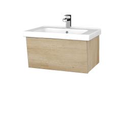 Dreja - Kúpeľňová skriňa INVENCE SZZ 65 (umývadlo Harmonia) - D15 Nebraska / D15 Nebraska (176167)
