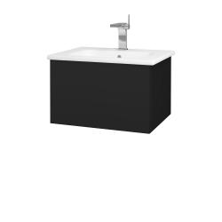 Dreja - Kúpeľňová skriňa VARIANTE SZZ 60 (umývadlo Euphoria) - N08 Cosmo / N08 Cosmo (188429)