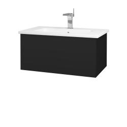 Dreja - Kúpeľňová skriňa VARIANTE SZZ 80 (umývadlo Euphoria) - N08 Cosmo / N08 Cosmo (188849)