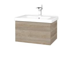 Dreja - Kúpeľňová skriňa VARIANTE SZZ 65 (umývadlo Harmonia) - D17 Colorado / D17 Colorado (190873)