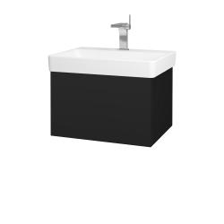Dreja - Kúpeľňová skriňa VARIANTE SZZ 60 - N08 Cosmo / N08 Cosmo (194536)