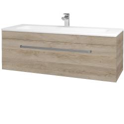 Dreja - Kúpeľňová skriňa ASTON SZZ 120 - D17 Colorado / Úchytka T01 / D17 Colorado (200077A)