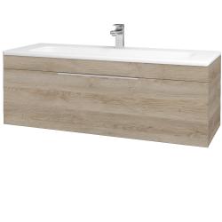 Dreja - Kúpeľňová skriňa ASTON SZZ 120 - D17 Colorado / Úchytka T05 / D17 Colorado (200077F)