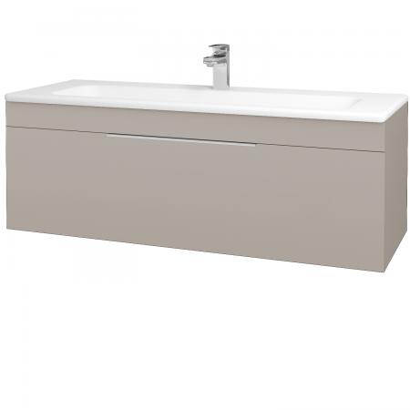 Dreja - Kúpeľňová skriňa ASTON SZZ 120 - N07 Stone / Úchytka T05 / N07 Stone (200206F)