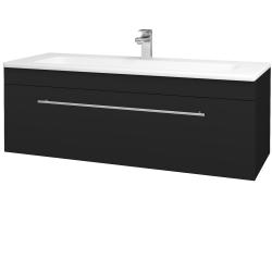 Dreja - Kúpeľňová skriňa ASTON SZZ 120 - N08 Cosmo / Úchytka T02 / N08 Cosmo (200213B)