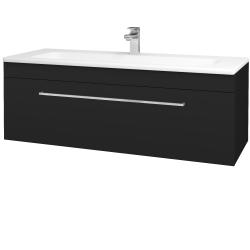 Dreja - Kúpeľňová skriňa ASTON SZZ 120 - N08 Cosmo / Úchytka T04 / N08 Cosmo (200213E)
