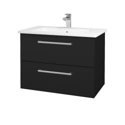 Dreja - Kúpeľňová skriňa GIO SZZ2 80 - N08 Cosmo / Úchytka T03 / N08 Cosmo (202293C)