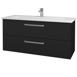 Dreja - Kúpeľňová skriňa GIO SZZ2 120 - N08 Cosmo / Úchytka T01 / N08 Cosmo (203061A)