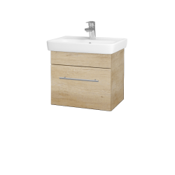 Dreja - Kúpeľňová skriňa SOLO SZZ 50 - D15 Nebraska / Úchytka T02 / D15 Nebraska (205256B)