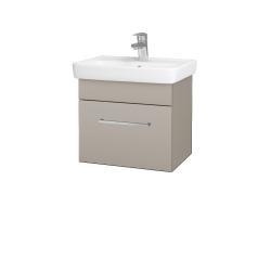 Dreja - Kúpeľňová skriňa SOLO SZZ 50 - N07 Stone / Úchytka T04 / N07 Stone (205423E)
