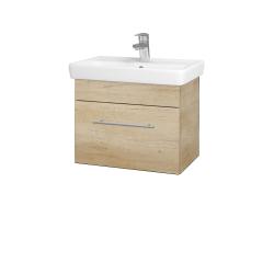 Dreja - Kúpeľňová skriňa SOLO SZZ 55 - D15 Nebraska / Úchytka T02 / D15 Nebraska (205454B)