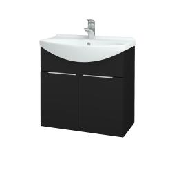 Dreja - Kúpeľňová skriňa TAKE IT SZD2 65 - N08 Cosmo / Úchytka T05 / N08 Cosmo (205997F)