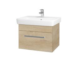Dreja - Kúpeľňová skriňa Q UNO SZZ 60 - D15 Nebraska / Úchytka T01 / D15 Nebraska (208455A)