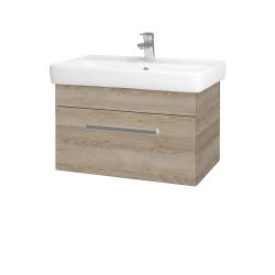 Dreja - Kúpeľňová skriňa Q UNO SZZ 70 - D17 Colorado / Úchytka T01 / D17 Colorado (208677A)