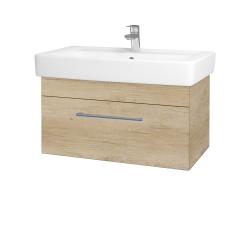 Dreja - Kúpeľňová skriňa Q UNO SZZ 80 - D15 Nebraska / Úchytka T03 / D15 Nebraska (208851C)