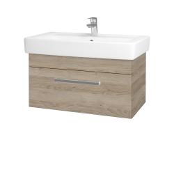 Dreja - Kúpeľňová skriňa Q UNO SZZ 80 - D17 Colorado / Úchytka T01 / D17 Colorado (208875A)