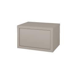 Dreja - Skriňa nízka STORM SYZ 60 - N07 Stone / N07 Stone (222185)