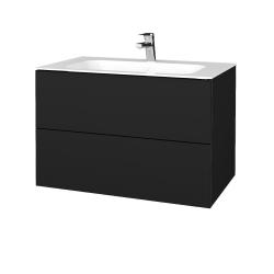 Dreja - Kúpeľňová skriňa VARIANTE SZZ2 80 - N08 Cosmo / N08 Cosmo (268718)