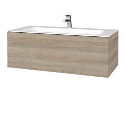 Dreja - Kúpeľňová skriňa VARIANTE SZZ 100 - D17 Colorado / D17 Colorado (269098)