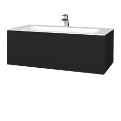 Dreja - Kúpeľňová skriňa VARIANTE SZZ 100 - N08 Cosmo / N08 Cosmo (269180)