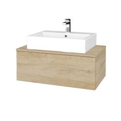 Dreja - Kúpeľňová skrinka MODULE SZZ1 80 - D15 Nebraska / D15 Nebraska (311582)