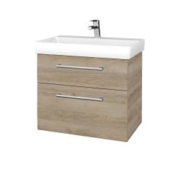 Dreja - Kúpeľňová skrinka PROJECT SZZ2 70 - D17 Colorado / Úchytka T03 / D17 Colorado (322953C)