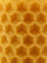 KOUPELNYMOST - Sviečka valec malý z vosku-005 (VOSK-0005), fotografie 10/7
