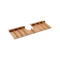 Dreja - Priečinky do hornej zásuvky H125 (2 zás. vedle sebe) (002992)
