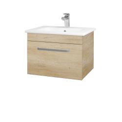 Dreja - Kúpeľňová skriňa ASTON SZZ 60 - D15 Nebraska / Úchytka T01 / D15 Nebraska (173920A)