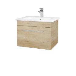 Dreja - Kúpeľňová skriňa ASTON SZZ 60 - D15 Nebraska / Úchytka T02 / D15 Nebraska (173920B)