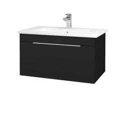 Dreja - Kúpeľňová skriňa ASTON SZZ 80 - N08 Cosmo / Úchytka T05 / N08 Cosmo (199449F)