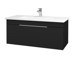 Dreja - Kúpeľňová skriňa ASTON SZZ 100 - N08 Cosmo / Úchytka T05 / N08 Cosmo (200053F)
