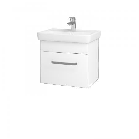 Dreja - Kúpeľňová skriňa SOLO SZZ 50 - M01 Bílá mat / Úchytka T01 / M01 Bílá mat (205287A)