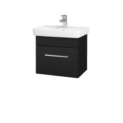 Dreja - Kúpeľňová skriňa SOLO SZZ 50 - N08 Cosmo / Úchytka T04 / N08 Cosmo (205430E)