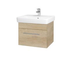 Dreja - Kúpeľňová skriňa Q UNO SZZ 55 - D15 Nebraska / Úchytka T02 / D15 Nebraska (208257B)