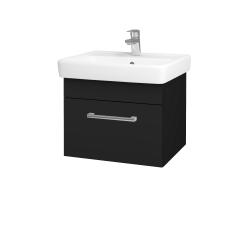 Dreja - Kúpeľňová skriňa Q UNO SZZ 55 - N08 Cosmo / Úchytka T03 / N08 Cosmo (208431C)
