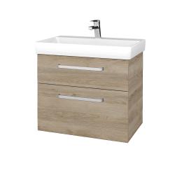 Dreja - Kúpeľňová skrinka PROJECT SZZ2 70 - D17 Colorado / Úchytka T01 / D17 Colorado (322953A)
