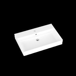 Dreja - Umývadlo MYJOYS GLANCE 85 keramické - BIELE (002848)
